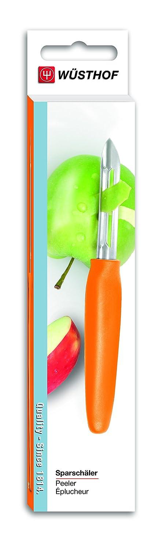 17,5 x 2,5 x 1,9 cm stainless steel green W/üsthof tr3072-7/Economic Stainless Steel Peeler 17.5/x 2.5/x 1.9/cm