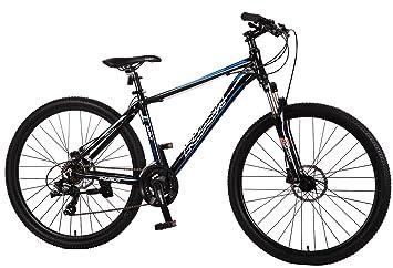 "Review Navi RS100 Hardtail Mountain Bike, Aluminum Alloy Frame, Shimano Disc Brakes, Shimano Crank Set, Shimano Tourney 21-speed, 27.5"" Wheel Mountain Bike"