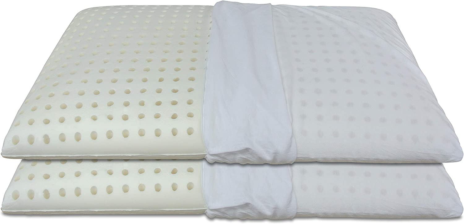 Baldiflex, Memory Foam Pillows Pair
