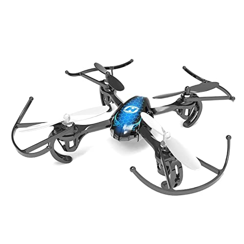Holy Stone Predator Mini RC Quadcopter Drone 2.4Ghz 6 Axis Gyro R/C Serie 4 Channels RTF Helicopter HS170 Best Choice for Kids and Beginners