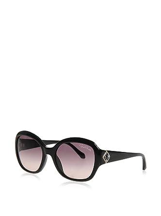 Roberto Cavalli RC882S Gafas de sol, Shiny Black, 56 para ...