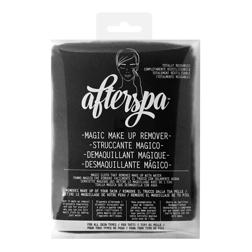 Amazon.com : Daily Concepts Afterspa Magic Makeup Remover, Black : Beauty