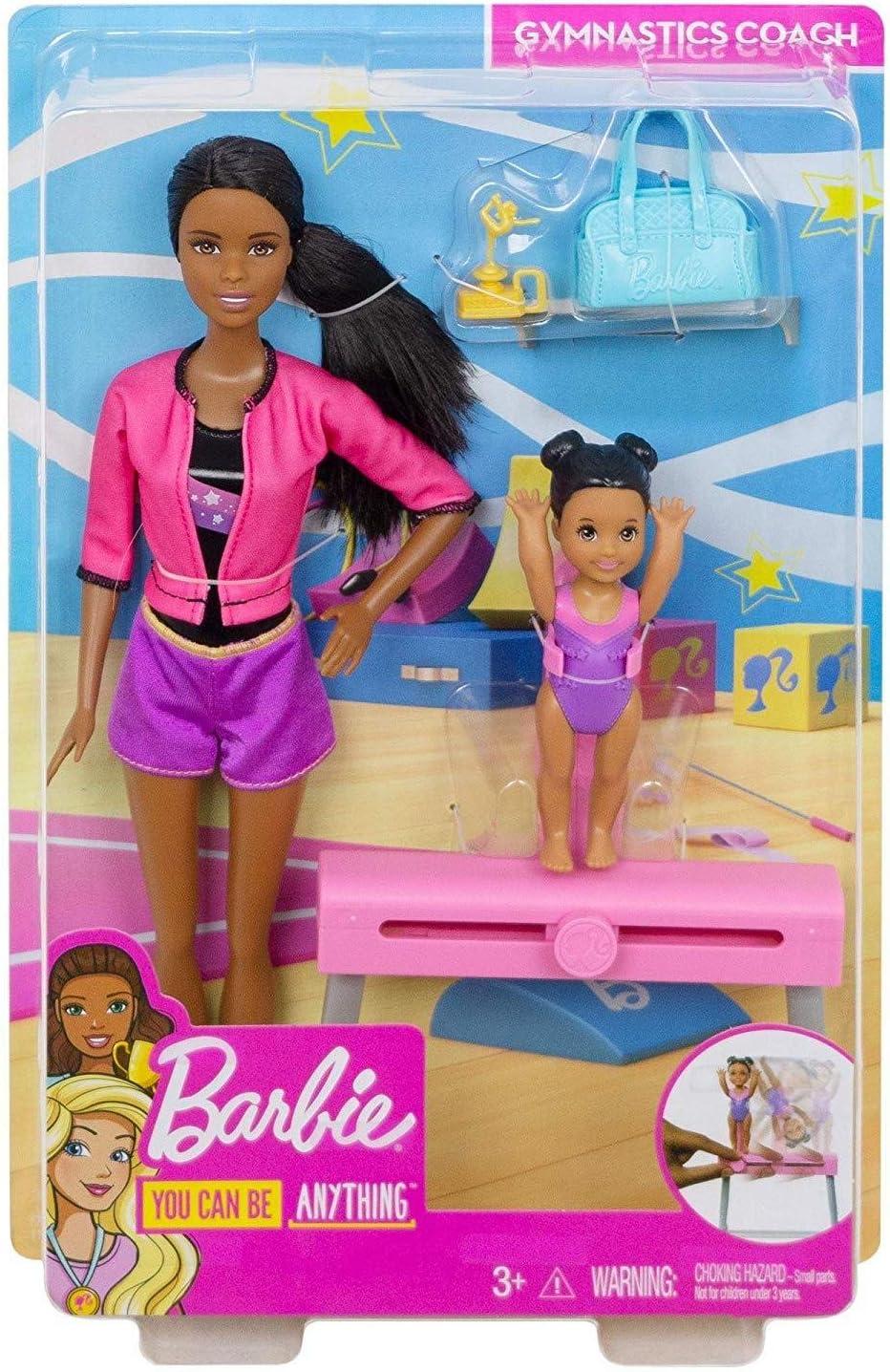 BARBIE SKIPPER BABYSITTER-Bambola RIPRODUZIONE CON BABY BAMBOLA E ACCESSORI ACCESSORI