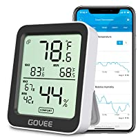 Deals on Govee Bluetooth Hygrometer Thermometer