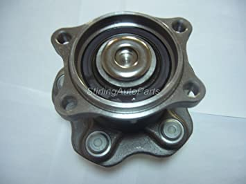 Amazon Com Stirling 2007 For Nissan Quest Rear Wheel Bearing And Hub Assembly X 1 Automotive