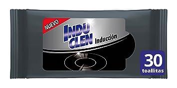 Vitroclen Induclen Toallitas Inducción - 5 Paquetes de 30 Toallitas - Total: 150 Unidades