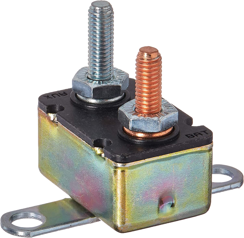 BUSSMANN CBC-20B Automotive Circuit Breaker,CBC-B,20A,14V