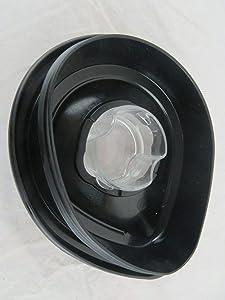 KASINGS Speed Midline Blender Jar Lid Replacement for Kitchen Aid blender KSB555, KSB550, KSB560, KSB565, KSB580, KSB585, KSB655, KSB755