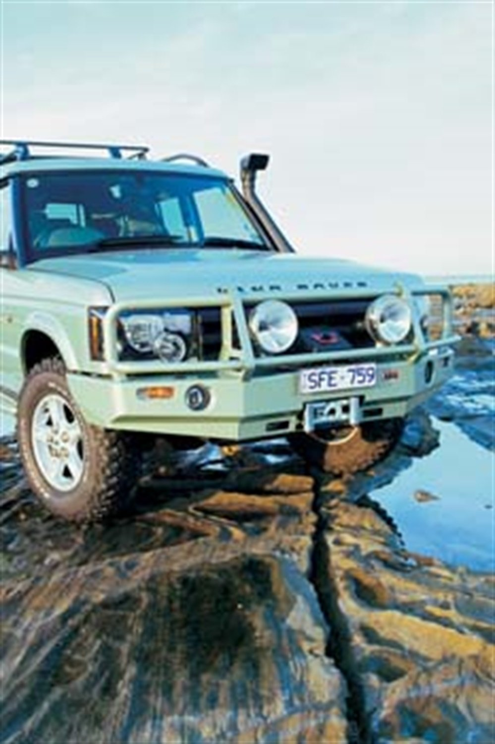 forum rover arb views deer enthusiast vs ii bumper discovery land forums landrover name