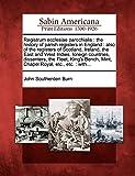Registrum ecclesiae parochialis: the history of