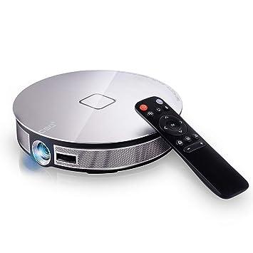 Proyector Inteligente JCOCO D8S 4K 3D 5G WiFi DLP: Amazon.es ...