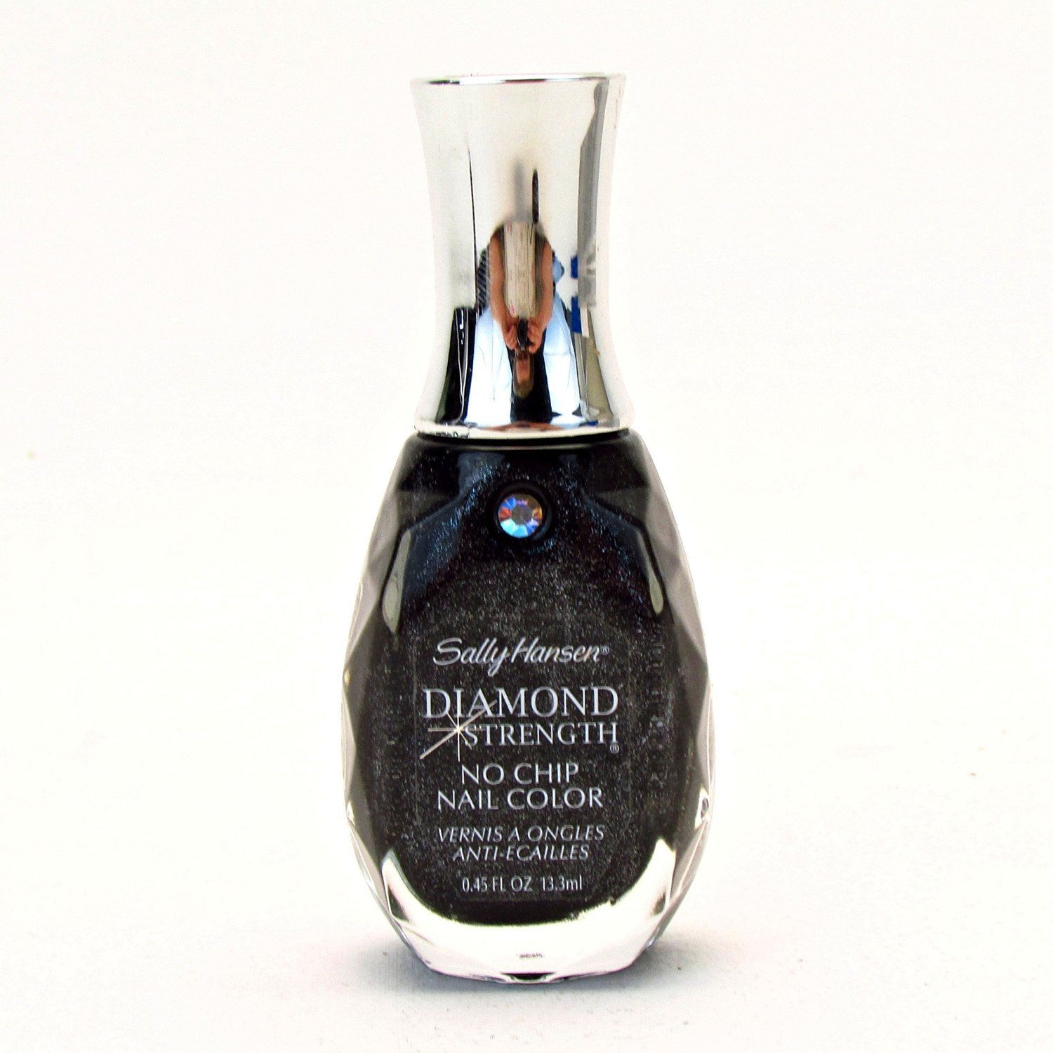 No Chip Nail Polish Reviews: Amazon.com: Sally Hansen Diamond Strength No Chip Nail