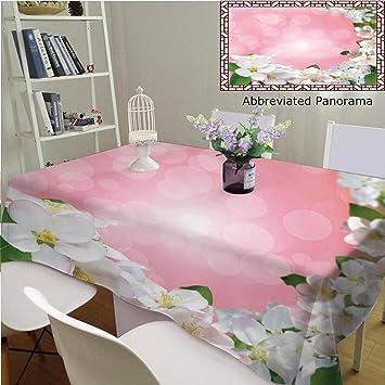 Amazon Com Unique Custom Cotton And Linen Tablecloths Apple