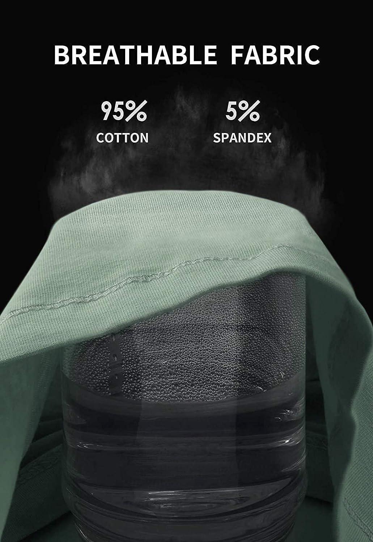 V FOR CITY Womens Shelf Bra Tank Top Adjustable Strap Camisole Soft Cotton Undershirt