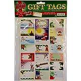 100 Holiday Gift Tags