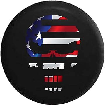 Patriot Punisher Skull