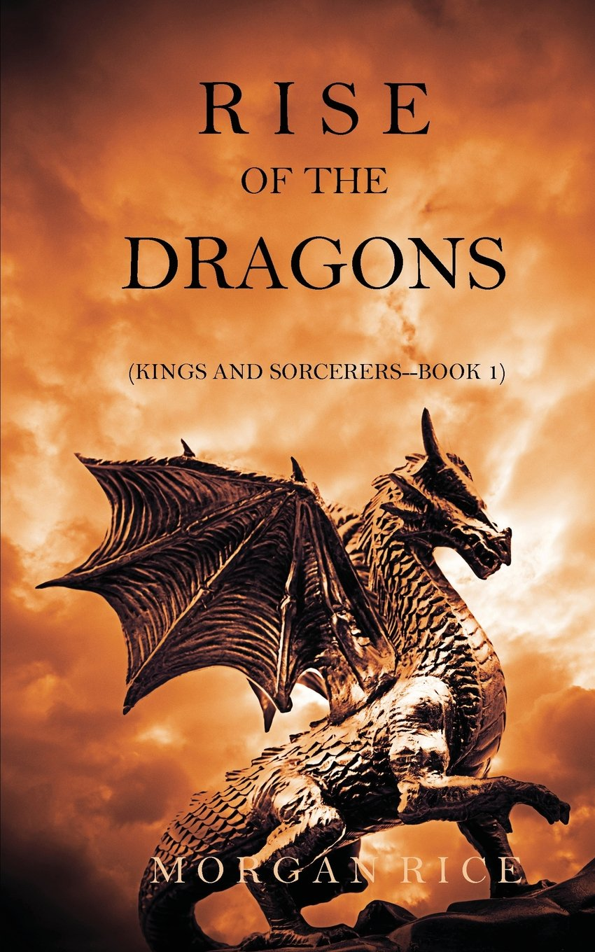 Rise Dragons Kings Sorcerers Book 1 product image