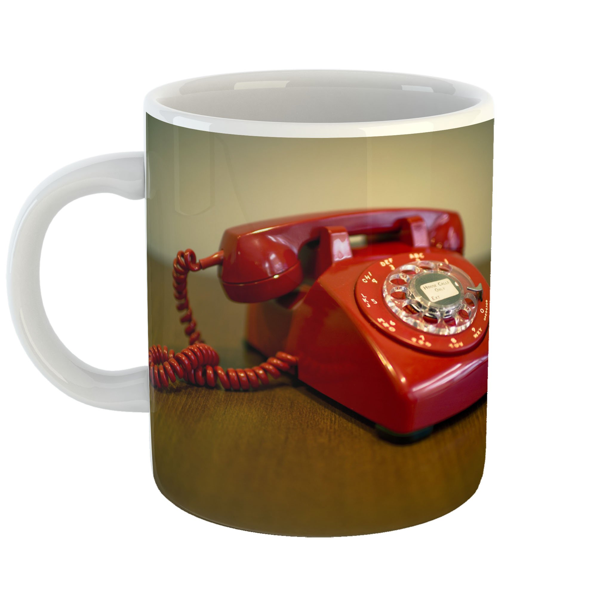 Westlake Art - Hotel Dial - 11oz Coffee Cup Mug - Modern Picture Photography Artwork Home Office Birthday Gift - 11 Ounce (152D-79243)