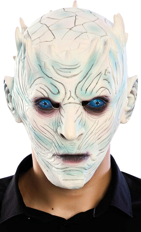 EUROCARNAVALES Máscara de Caminante Blanco: Amazon.es: Juguetes y ...