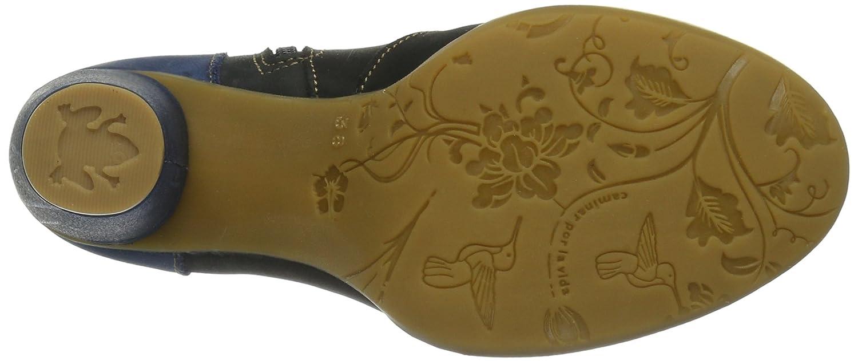 El Naturalista Women's 37 Colibri N472 Boot B00J612TOE 37 Women's M EU / 6.5 B(M) US|Black/Ocean 2f4c88