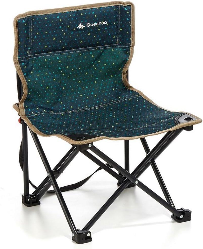 Quechua Decathlon Chaise de Camping pour Enfant Vert: Amazon.fr