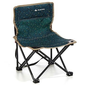 DECATHLON QUECHUA CAMPING silla niños verde: Amazon.es: Deportes y aire libre