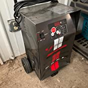 Amazon.com: Schumacher SE-1555A 12V Automatic Wheeled Battery Charger with Engine Start: Automotive