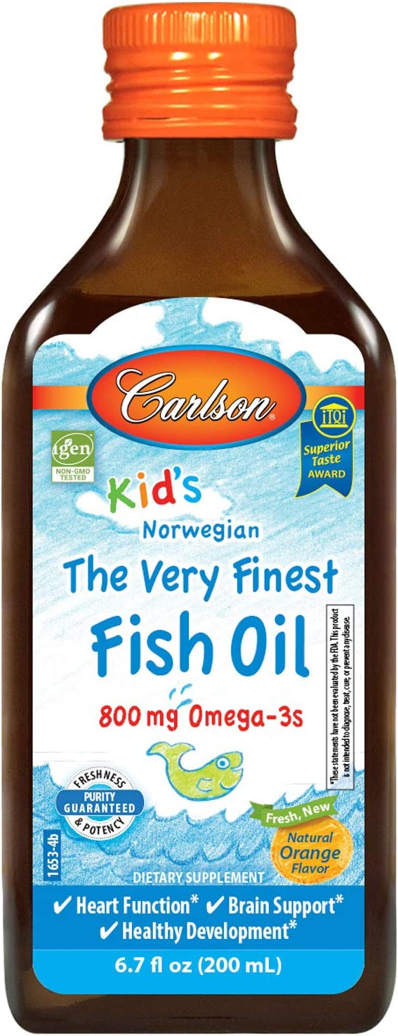 Carlson - Kid's The Very Finest Fish Oil