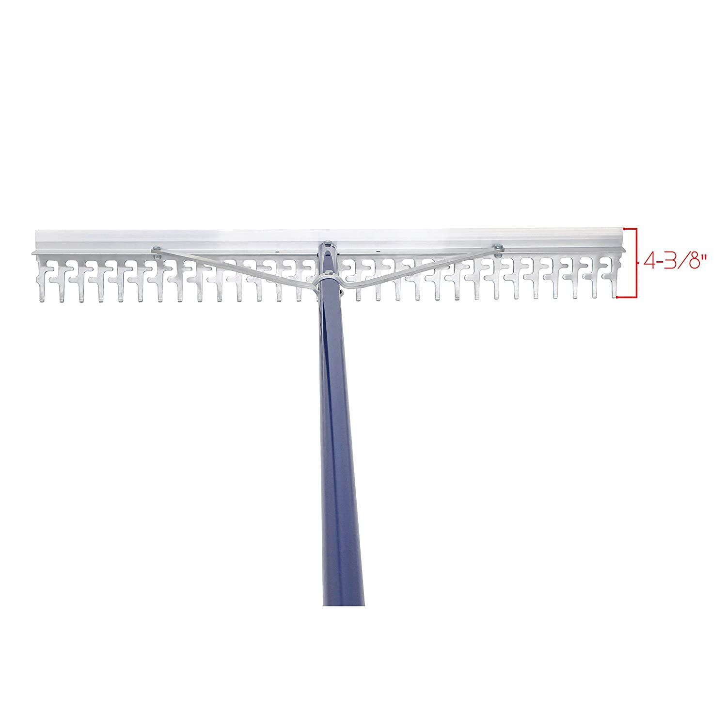 """Pack 36/"""" Head Extreme Max 3005.4095 Commercial Grade Screening Rake for Beach and Lawn Care 2-"""