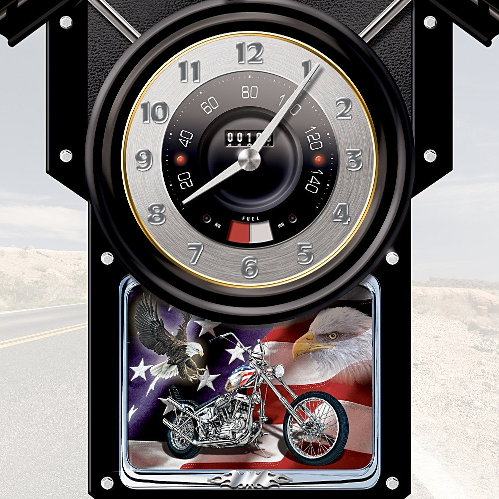 100 biker apparel mountain pass photo gallery prescott valley az biker leather apparel - Motorcycle cuckoo clock ...