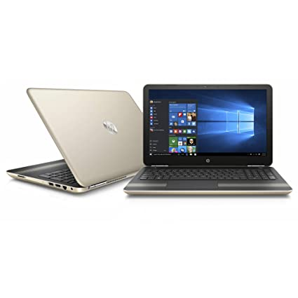 Amazon.com: 2017 HP Pavilion 15.6 Inch Flagship Laptop Computer (Intel Core i5-6200U up to 2.8GHz, 8GB DDR4 RAM, 1TB HDD, DVD, Wifi, Windows 10 Home) Gold: ...