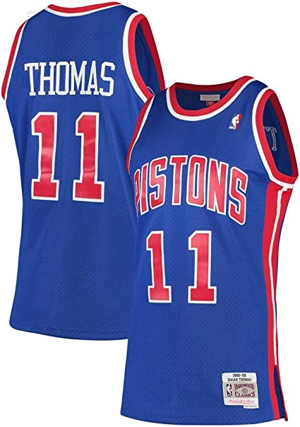 Mitchell \u0026 Ness Isiah Thomas