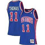 Mitchell & Ness Isiah Thomas Detroit Pistons 1988-89 Hardwood Classics Swingman Jersey