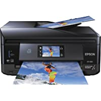 Epson XP-830 Color Inkjet All-in-One Printer with Duplex