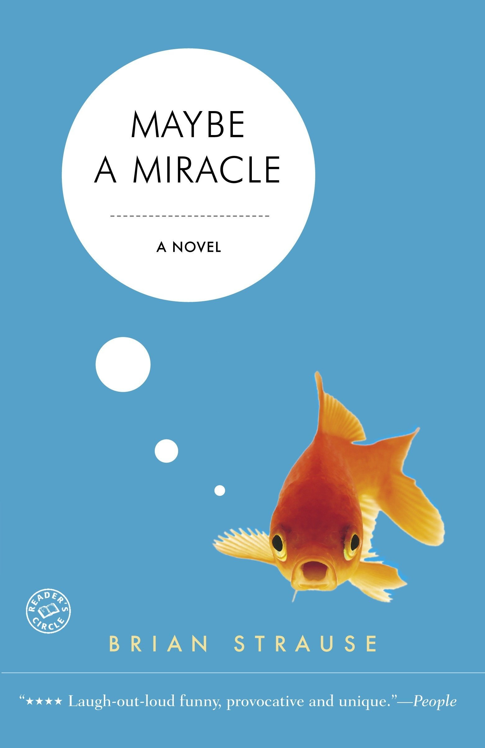 Maybe a Miracle: A Novel ebook