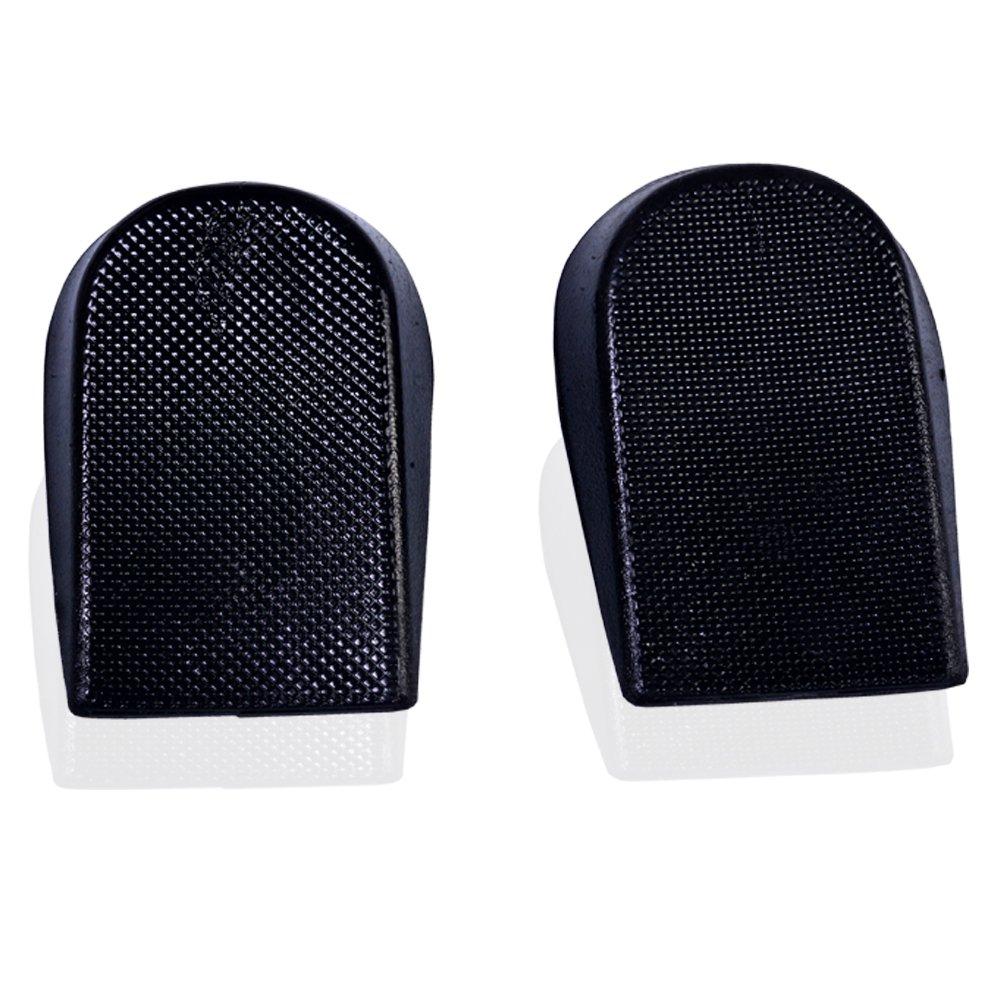 Pair of Gel Heel Cups Heel Support Pads Cushions for Plantar Fasciitis Heel Pain---UK6.5-13