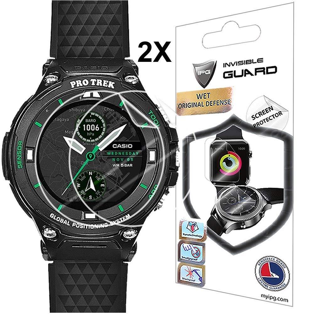 IPG para Casio Pro Trek Smart WSD - F20 exterior reloj ...