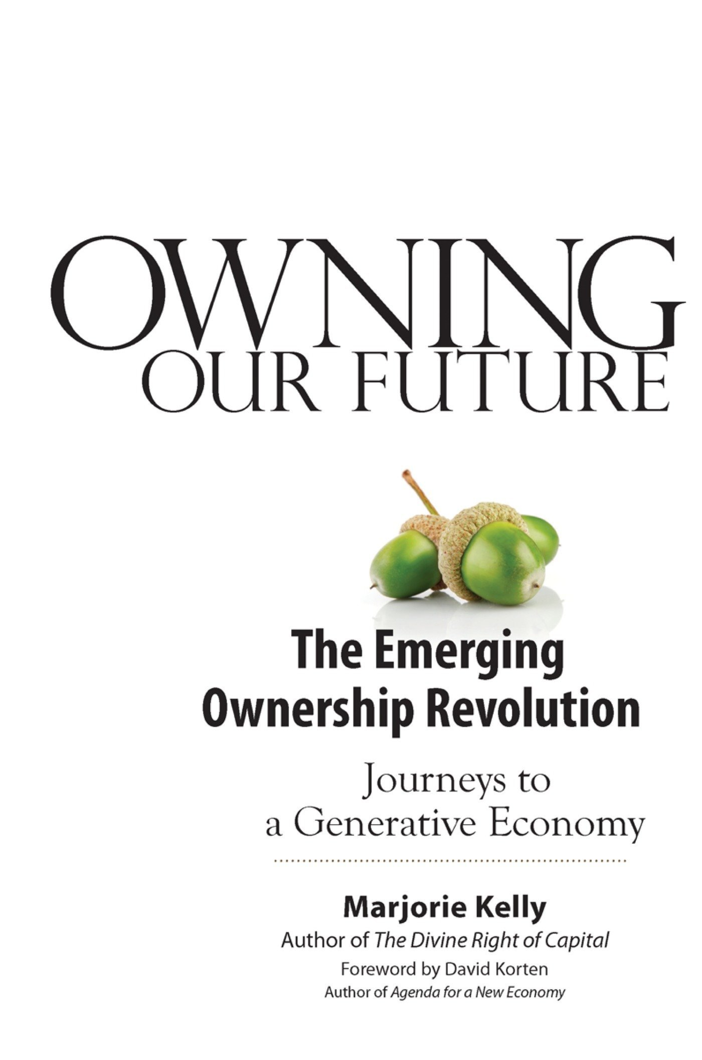 Read Online Owning Our Future: The Emerging Ownership Revolution pdf