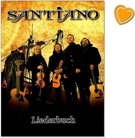 Santiano - Libro de canciones (16 éxitos más grandes de Santiano ...