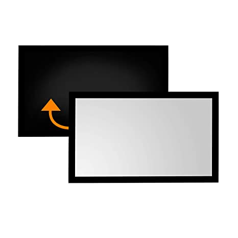 Celexon Basic Pantalla de marco 200 x 113 cm: Amazon.es: Hogar
