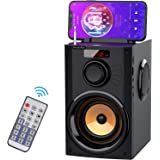 EIFER Portable Bluetooth Speaker with Subwoofer Wireless Bluetooth Speakers Rich Bass Stereo Outdoor/Indoor Party Speakers Re