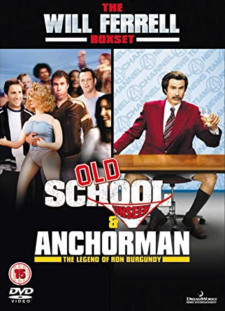Will Ferrell - Old School / Anchorman The Legend of Ron ...