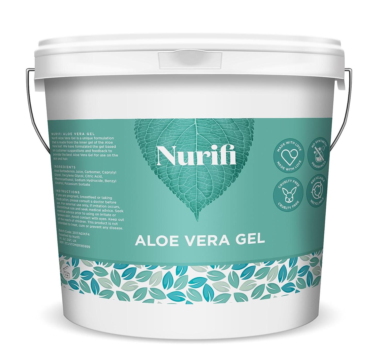 500g 99% Pure Aloe Vera Gel Nurifi