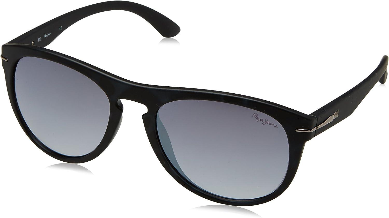 Pepe Jeans Pj7187C156 Gafas de sol, Negra, 56 Unisex