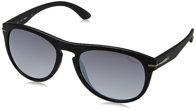 Pepe Jeans Pj7187C156 Gafas de sol, Negra, 56 Unisex: Amazon ...
