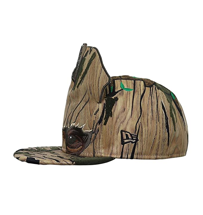 hot sale online 57893 792b5 New Era GOTG Groot Armor 59Fifty Fitted Hat- 8 at Amazon Men s Clothing  store