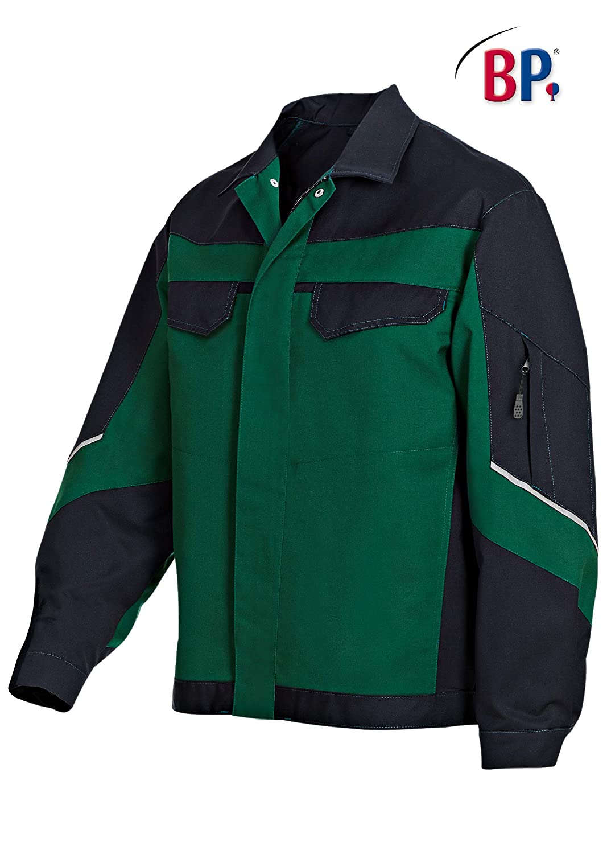 color verde y negro talla 52//54 BP Workwear Work /& Wash Chaqueta de trabajo