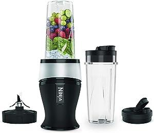 Nutri Ninja Slim Blender & Smoothie Maker QB3001 (Silver)
