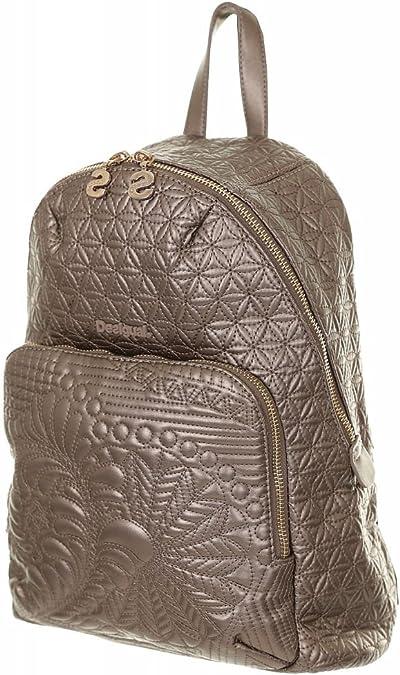 Desigual Sac Lima Lottie Dorado Or 17waxpgx Amazon Co Uk Shoes Bags