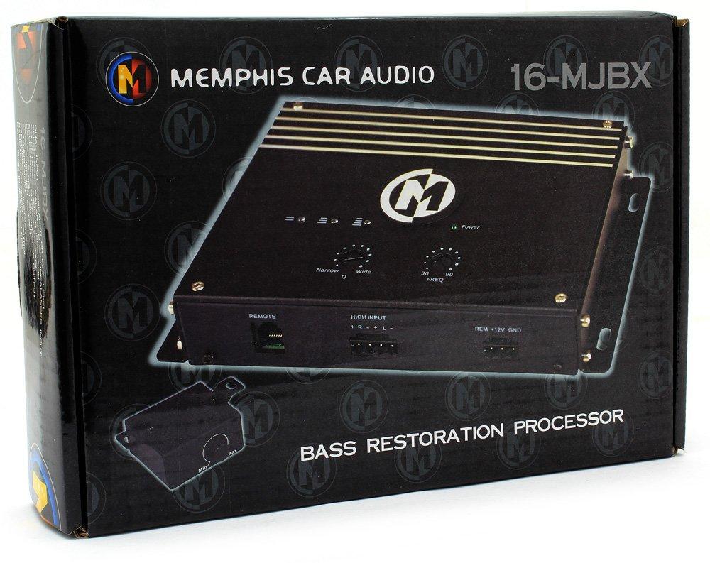16-MJBX - Memphis Digital Bass Restoration Processor